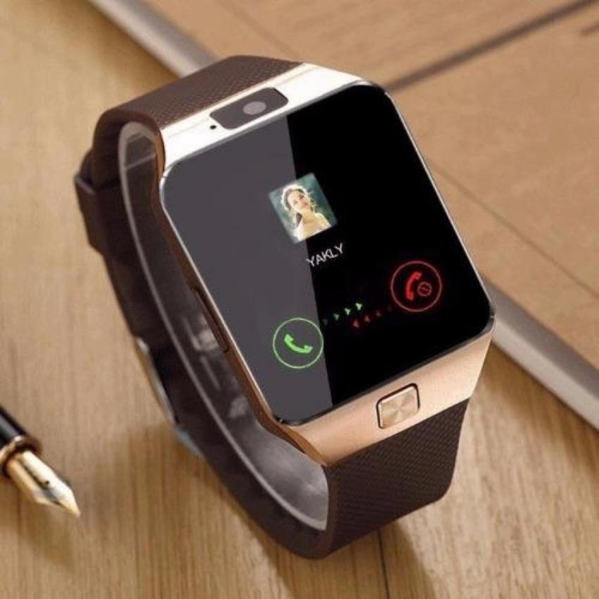 Hình ảnh Đồng hồ thông minh hỗ trợ sim Smartwatch S1 (Đen phối bạc)