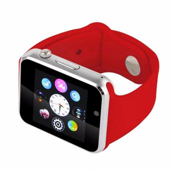 Đồng hồ thông minh Smart Watch A1 gắn sim độc lập (Đỏ) - 8740842 , SO137ELAA4BX4NVNAMZ-7908833 , 224_SO137ELAA4BX4NVNAMZ-7908833 , 299000 , Dong-ho-thong-minh-Smart-Watch-A1-gan-sim-doc-lap-Do-224_SO137ELAA4BX4NVNAMZ-7908833 , lazada.vn , Đồng hồ thông minh Smart Watch A1 gắn sim độc lập (Đỏ)