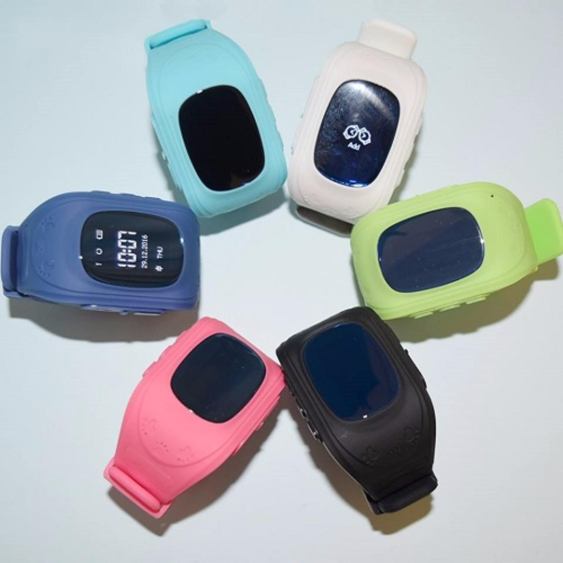 Đồng hồ thông minh trẻ em định vị GPS Smartwatch Q50