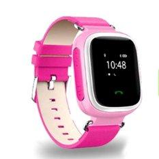Đồng hồ trẻ em GPS TKW19-R (hồng)