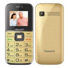 ĐTDĐ dành cho người già Masstel Fami 12 2 SIM (Gold)