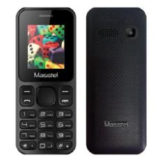 ĐTDĐ Masstel A122 2 SIM (Đen)