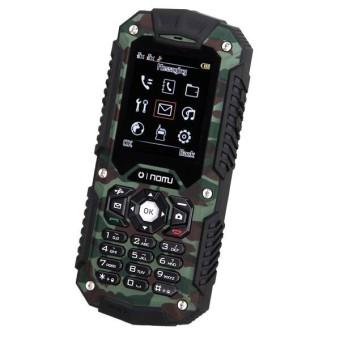 Cập Nhật Giá ĐTDĐ Mobile Nomo LM128 (Xanh lính)