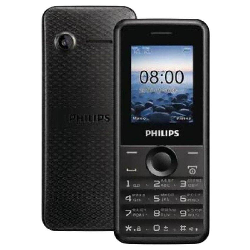 Cách mua ĐTDĐ Philips E105 2 SIM ( Đen ) – Hãng phân phối chính thức