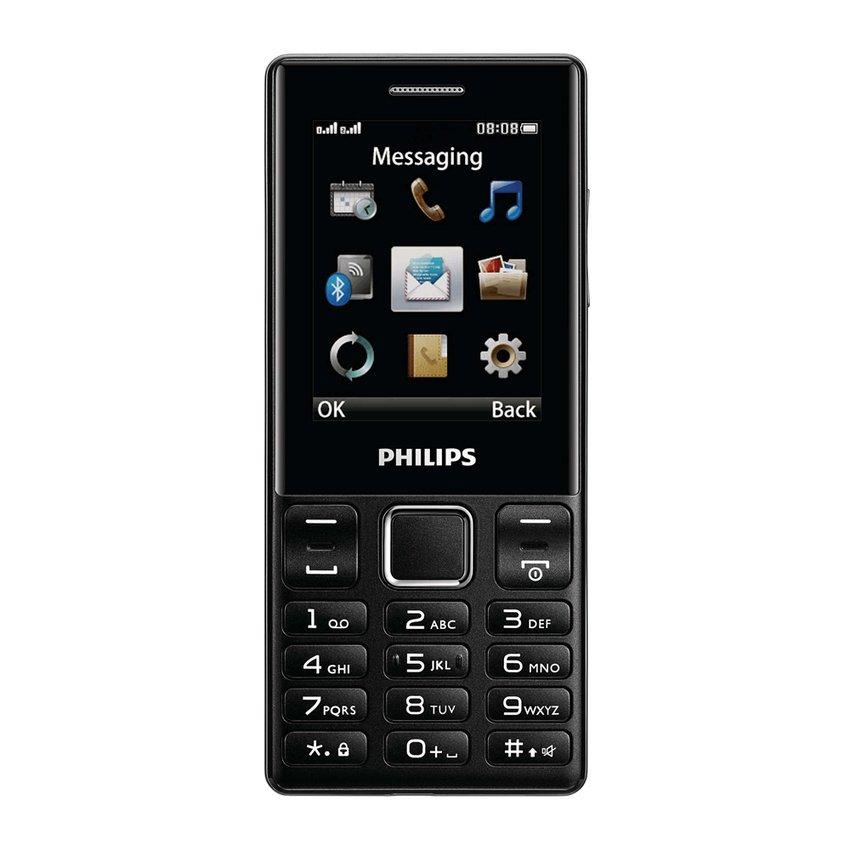 ĐTDĐ Philips E170 (Đen)