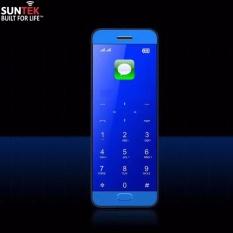 ĐTDĐ SUNTEK Vicool V10 kiêm tai nghe Bluetooth (Xanh)