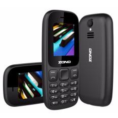 ĐTDĐ ZONO N105 2 Sim Có Camera (Bảo hành 12 tháng)-Đen