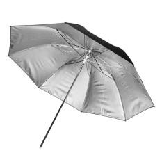 Dù tản sáng đèn flash hoặc đèn Studio – Umbrella Diffuser (bạc) – Φ83cm – 2TCAMERA-Q00701