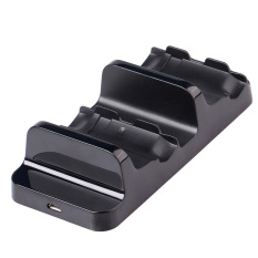 Dual Charging Dock Station for Xbox One Wireless Controller (Black) (Intl)