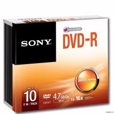 DVD-R Sony (10 Pack)