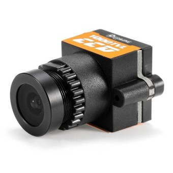 Eachine 1000TVL 1/3 CCD 110 Degree 2.8mm Lens Wide Voltage 5-20V Mini FPV Camera NTSC PAL Switchable - intl
