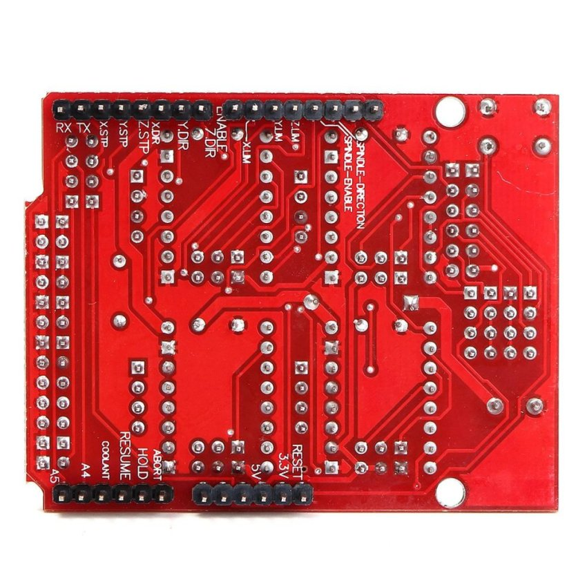 Hình ảnh Engraver CNC Shield Board V3.0 + 4Pcs A4988 Stepper Motor Driver For Arduino - intl