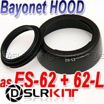 ES-62 62-L Bayonet Lens Hood for CANON EF 50mm f/1.8 II - intl