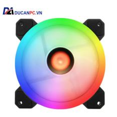 Fan case Coolman Sunshile RGB - 16 Triệu màu