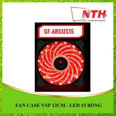 FAN CASE VSP 12CM – LED 15 BÓNG