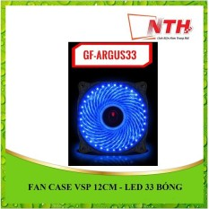 FAN CASE VSP 12CM – LED 33 BÓNG