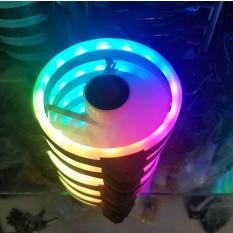 Đánh giá Fan Coolman Sunshine Dual Ring RGB combo 1 fan + hub+ remote Tại Thành Đạt 77