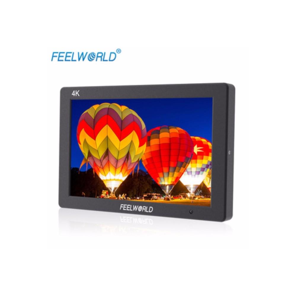FEELWORLD T7 IPS FULL HD 1920X1200 7'' 4K HDMI INPUT/OUTPUT ON-CAMERA MONITOR