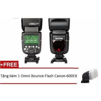 Flash Godox Li-ion VING V860II for Sony + Tặng kèm 1 Omni Bounce Flash (Đen) - 8168870 , GO661ELAA1VDNXVNAMZ-3163154 , 224_GO661ELAA1VDNXVNAMZ-3163154 , 4500000 , Flash-Godox-Li-ion-VING-V860II-for-Sony-Tang-kem-1-Omni-Bounce-Flash-Den-224_GO661ELAA1VDNXVNAMZ-3163154 , lazada.vn , Flash Godox Li-ion VING V860II for Sony + Tặng