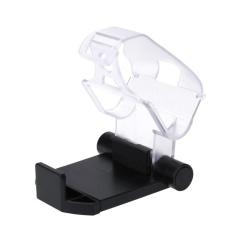 Linh hoạt Thông Minh Giá Đỡ Điện Thoại Kẹp cho PS4 Bộ Điều Khiển Trò Chơi với Cáp OTG (Màu Đen)-quốc tế