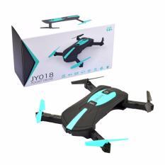 Tư vấn mua Flycam mini JY018 – Quay video, chụp ảnh (Đen phối xanh)