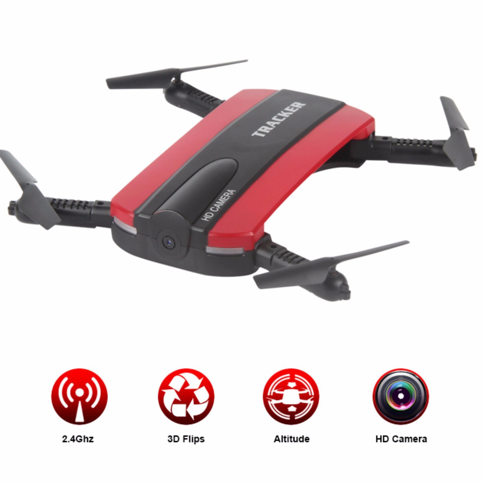 Flycam mini quay video HD TRACKER loại 1