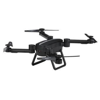 Flycam mini Skyhunter X8 điều khiển qua điện thoại - máy bay camera flycam Cloud Store (đen)