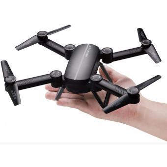 Flycam mini Skyhunter X8 thế hệ mới, điều khiển từ xa, có camera (màu đen)