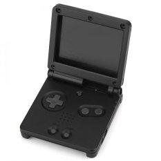 Dành cho Máy Nintendo Game Boy Advance GBA SP Bảo Vệ ABS Bao Chi Tiết Sửa Chữa Bộ Màu Đen-quốc tế