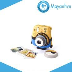 Fujifilm Instax Mini 8 – Special version : Minion(hàng chính hãng) – tặng kèm 1 pack film