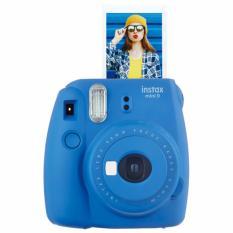 Fujifilm instax mini 9 Cobalt Blue – Hãng phân phối chính thức