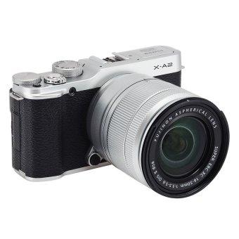 Fujifilm X-A2 16.3MP và lens kit Fujinon 16-50mm F/3.5-5.6 (Đen phối bạc)