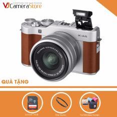 Fujifilm X-A5 + XC 15-45mm F/3.5-5.6 OIS PZ – Tặng kèm thẻ nhớ 16GB, Filter UV , Túi Mirroless Human – Hãng phân phối chính thức