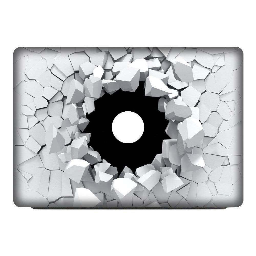 Full-bao Da Miếng Dán Decal Bao Da Bảo Vệ cho 13 inch Apple MacBook