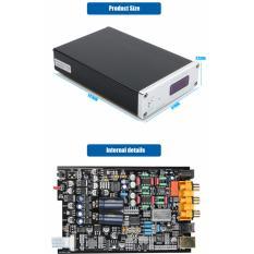 FX-AUDIO DAC-SQ5 HIFI – Đầy Đủ Phụ Kiện Đi Kèm Từ Hãng