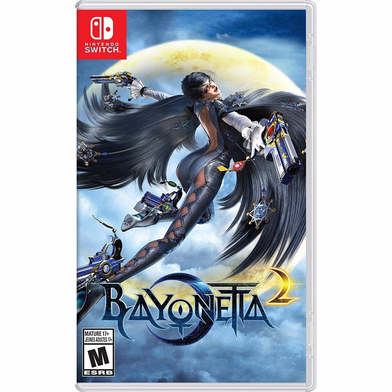 Game Card Bayonetta 2 - Nintendo Switch