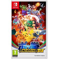 Game Card Pokken Tournament Dx – Nintendo Switch