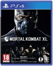 Game cho PS4 Mortal Kombat XL