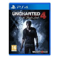 Game Cho PS4 Uncharted 4