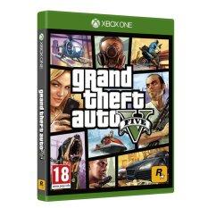 Game Grand Theft Auto V (GTAV)- Xbox One – Hàng nhập khẩu