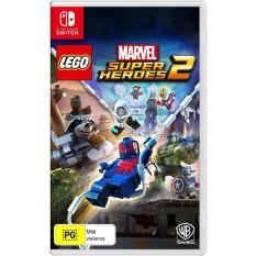 Game Nintendo Switch – Lego Marvel 2