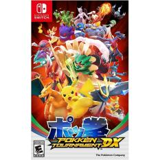 Game Nintendo Switch – Pokken Tournament DX