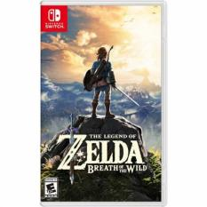 Đĩa Game Nintendo Switch – The Legend of Zelda: Breath of the Wild