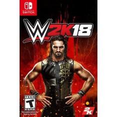 Game Nintendo Switch – WWE 2K18