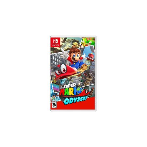 Đĩa Game Nintendo Switch – Super Mario Odyssey