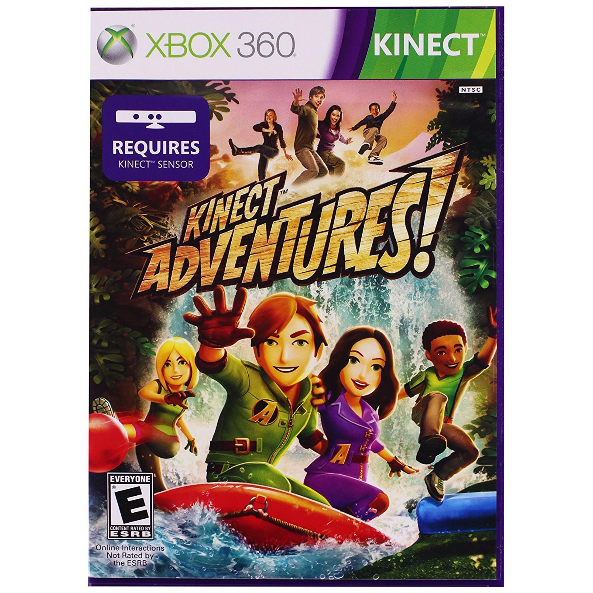 Chỗ bán Game Xbox 360 Kinect Adventures (NTSCJ)