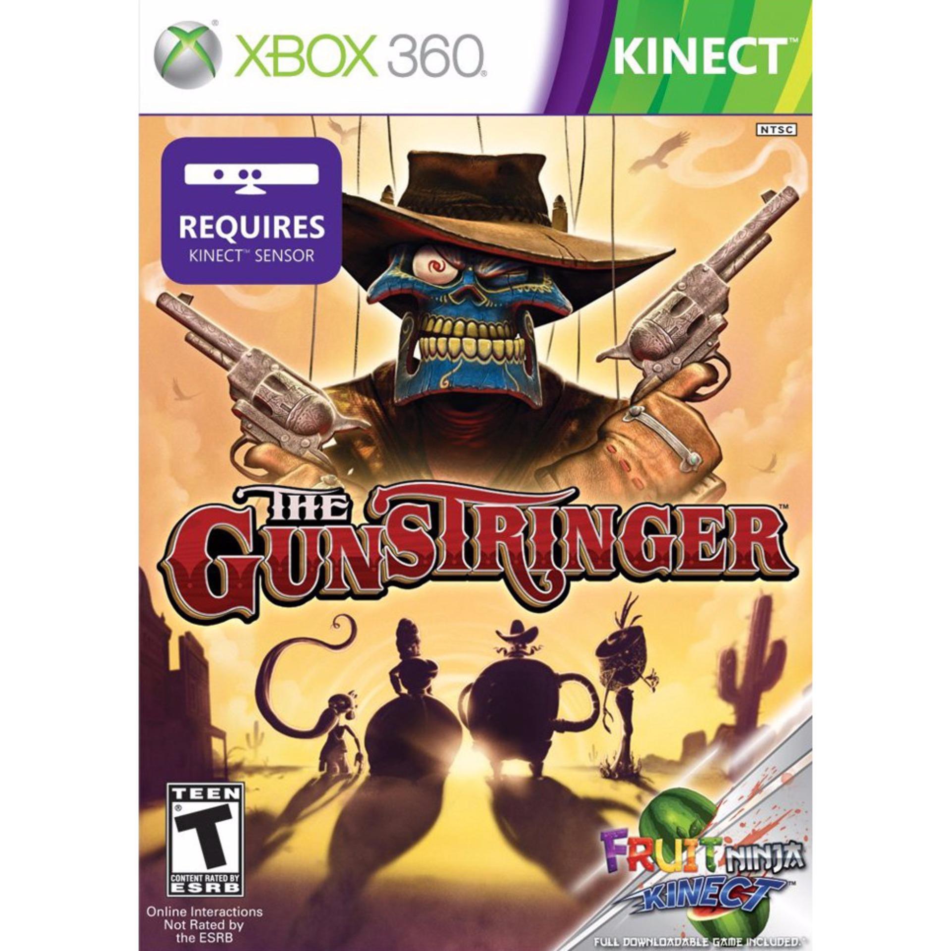 Nơi Bán Game Xbox 360 Kinect The GunStringer (NTSCJ)