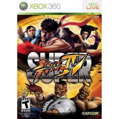 Nơi mua Game Xbox 360 Super Street Fighter IV (NTSCJ)