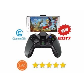 Gamesir G4S - Tay cầm chơi game cao cấp hỗ trợ Android/PC/PS3 (Đen) NEW 2017