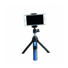 Gậy Tự Sướng ( Monopod ) Benro Mefoto MK10 ( Đen phối xanh dương ) Nhập Khẩu